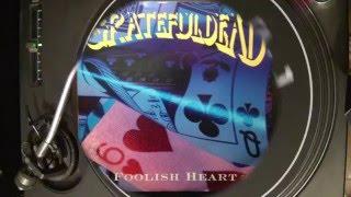 【OBK-RECORDS】GRATEFUL DEAD - Foolish Heart