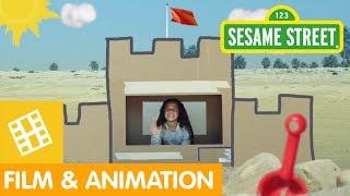 Sesame Street: Think Outside the Box