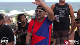 Pagode Do Davi Ao Vivo Praia Do Recreio RJ 2019 #RS