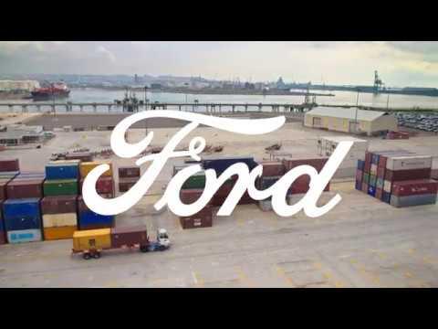 Ford Transit Van Фургон класса M - рекламное видео 6