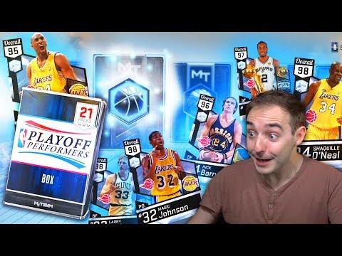 NBA 2K17 My Team WE NEED 2 MORE CARDS FOR BARKLEY! INSANE DIAMOND CLUTCHNESS?