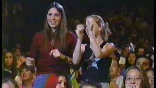Nick and Aaron singing Not Too Old Teen Choice Awards 2000