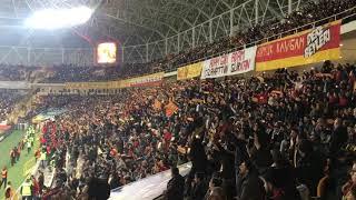 Yeni Malatyaspor   Galatasaray Ibrahim Tatlıses Haydi Söyle
