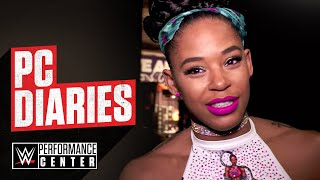 BIANCA BELAIR'S EMOTIONAL Post Match Reaction | PC DIARIES
