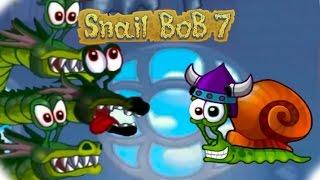 Snail bob 7  Walkthrough cartoon movie video game puzzlе game