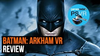 Batman: Arkham VR Review (PlayStation VR)