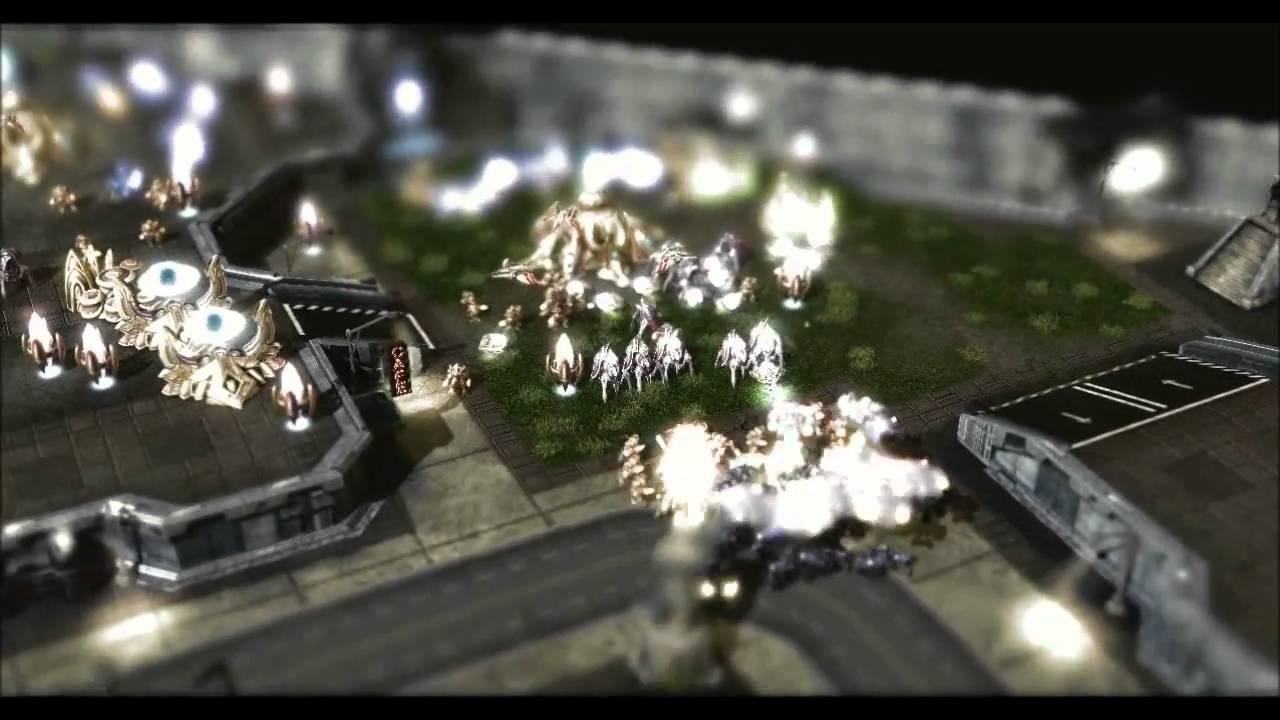 What Game Of Thrones' Intro Looks Like In StarCraft 2