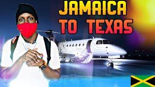 Jamaica To Texas Summer Break Travel Vlog | JquanGovi