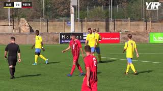 Highlights: Lancing 7 Worthing Utd 0 (FA Vase)