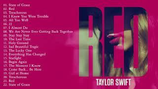 Taylor Swift – Red Full Album