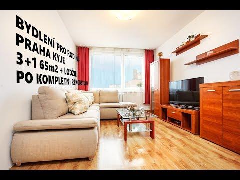 Prodej bytu 3+1 68 m2 Manželů Dostálových, Praha Kyje
