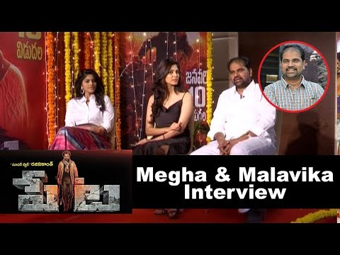 malaika-and-megha-akash-interview-about-petta
