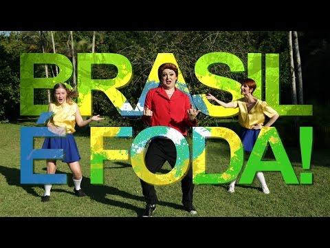 Música Brasil É Foda
