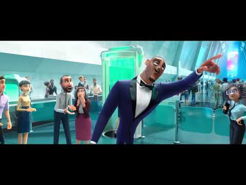 Spies in Disguise (Clip 'Entrance')