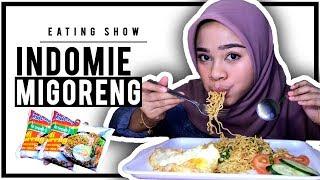 Indo Mie Mi Goreng 🍝 Eating Show