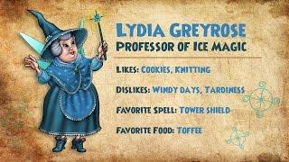 Ravenwood Roll Call: Professor Greyrose