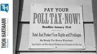 Are Republicans Trying to Bring Back the Poll Tax?