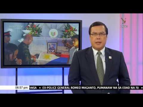 [EagleNewsPH]  Medalya ng kadakilaan, iginawad ng PNP sa pulis na napatay sa buy bust operation sa isabela