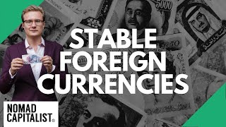 The Most Stable Exotic Currencies for High Interest Rates