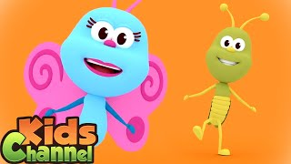 Feet Feet Song | Nursery Rhymes And Kids Songs | Music for Children from Kids Channel