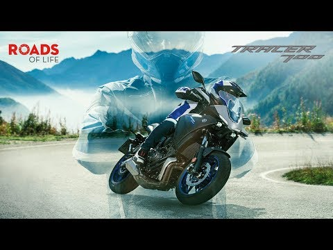 Preview video 2020 Yamaha Tracer 700. It's your Turn.