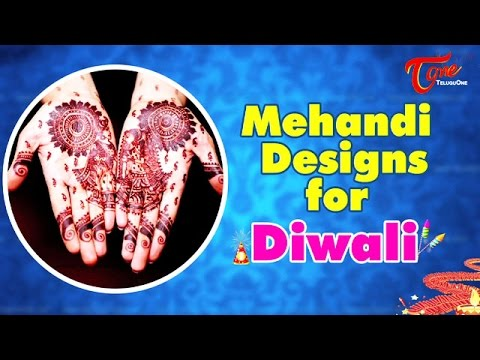 Mehandi Designs For Diwali