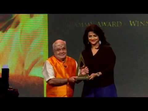 Vikku Vinayakram - Jaguar & RITZ Excellence Awards