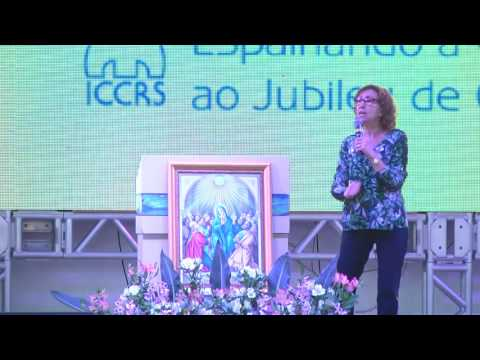 XVI Congresso Arquidiocesano   3ª Pregação: Sede Santos em todas as vossas Ações - Maria Beatriz Spier Vagas