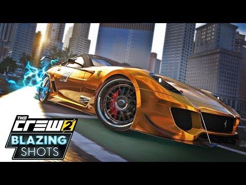 THE CREW 2 🇵🇱 \ Blazing Shots \ Ferrari 599xx Tuning 🔥