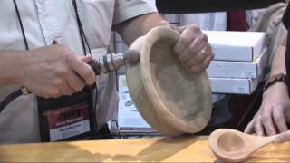 King Arthur Tools Guinevere Small Sander Presented By Woodcraft   YouTube