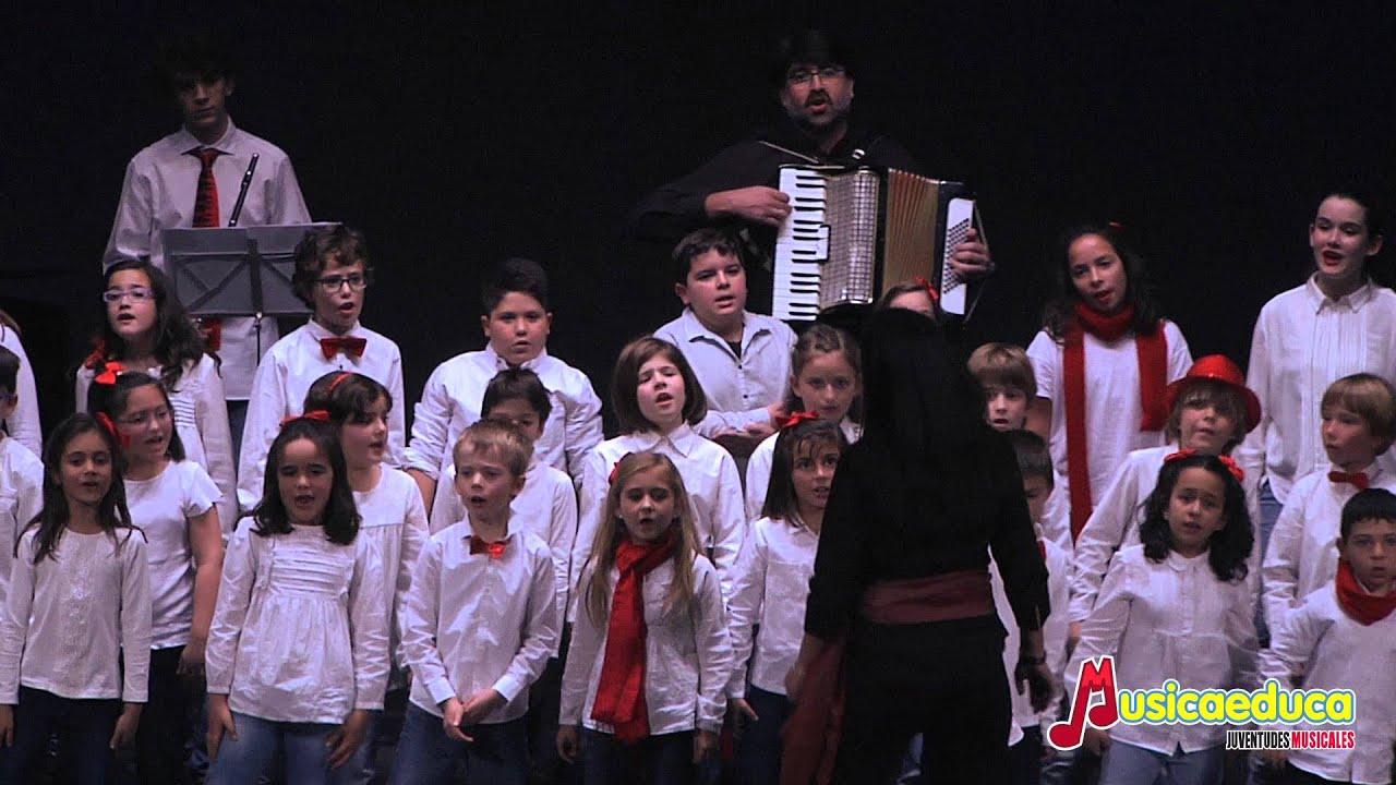 Popurrí de anuncios navideños - Concierto de Navidad Musicaeduca Juventudes Musicales