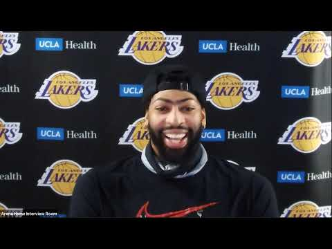 Anthony Davis Postgame Interview | Nuggets vs Lakers | August 10, 2020