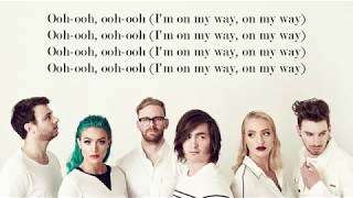 Sheppard   On My Way (FGL Official Lyrics)