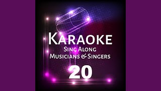 Tell Me Where It Hurts (Karaoke Version) (Originally Performed By Tommy Shane Steiner)