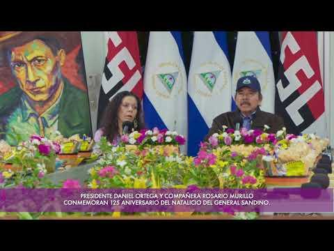 Pdte Daniel Ortega reconoce a trabajadores de la salud, quienes libran la batalla contra el covid-19