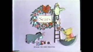 Walt Disney's Winnie The Pooh And The Honey Tree 1977 Sears Sponsor Promo