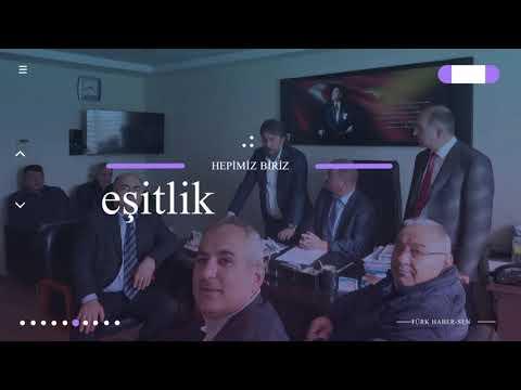 Türk Haber Sen Ankara 2 No'lu TRT Şube 1.Olağan Genel Kurul