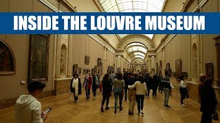 What's Inside The Louvre Museum in Paris? (Part 1)