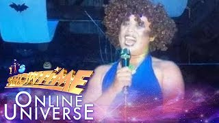 Showtime Online Universe: Defending champion Eric Cagadas shares a funny photo in Show and Tell