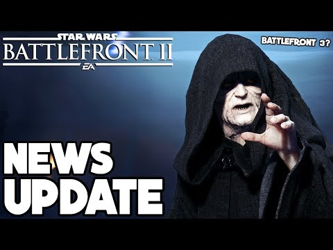 NEWS UPDATE: DICE RESPONDS to BATTLEFRONT 3 Rumors, Future Content & More! Star Wars Battlefront 2