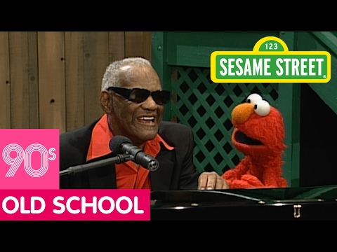 Sesame Street: Ray Charles and Elmo Sing Believe in Yourself