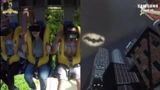 La primera montaña rusa virtual de España te espera en Parque Warner