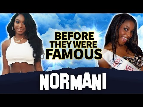 Normani | Before They Were Famous | From Fifth Harmony to Motivation