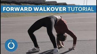 How to Do a Forward Walkover Tutorial for Beginners