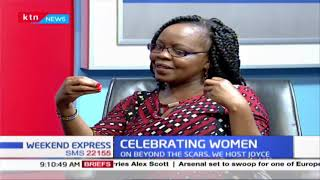 Joyce Wanjiku recounts how she became homeless abroad on beyond the scars as world marks IWD2020 | 2