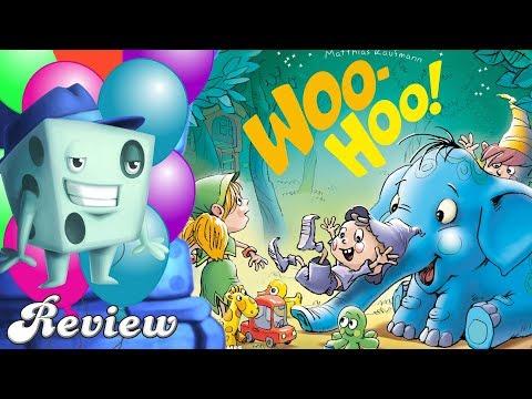 Woo-Hoo! Review - with Tom Vasel