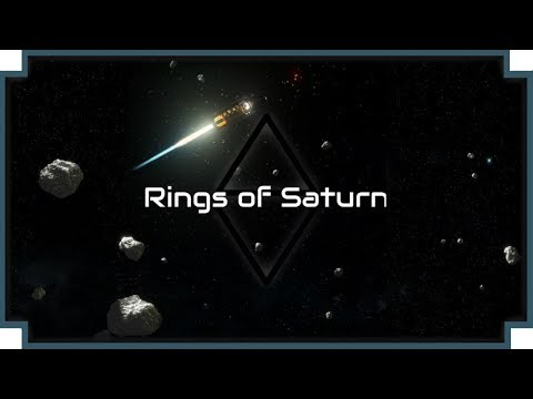 Delta-V: Rings of Saturn - (Top Down Sci-Fi Space Sim)