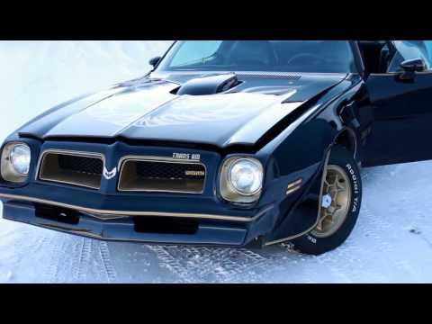 Video of '76 Firebird Trans Am - KC0X