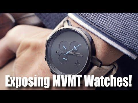 Exposing MVMT Watches!