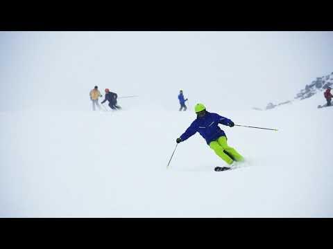 Prvá lyžovačka zimnej sezóny 17/18 v Tatranskej Lomnici